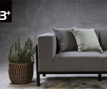 Bộ Sưu Tập Sofa & Armchair B+ Furniture